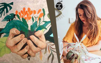 Día del artista plástico: entrevista a Naranjalidad